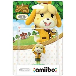 AMIIBO Isabelle Winter - Animal Crossing Collection 146059  Amiibo's