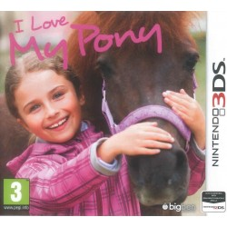 I Love My Pony 146010  Nintendo 3DS