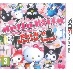 Hello Kitty and Friends Rocking World 145935  Nintendo 3DS