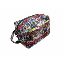 BATMAN - WASH BAG - Batman Comic Strip