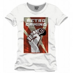 FOR GAMING - T-Shirt Retro Gaming - (M) 145540  T-Shirts For Gaming