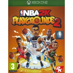 NBA 2K Playgrounds 2 169480  Xbox One