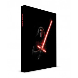 STAR WARS 7 - NoteBook W/Light and Sound - Kylo Lightsaber 145301  Notitie Boeken
