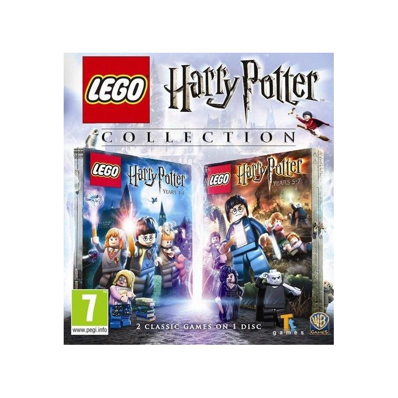 Lego Harry Potter 1-7 Collection 169472  Nintendo Switch