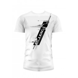 STAR WARS 7 - T-Shirt X-Wing - White (S) 145204  T-Shirts