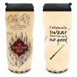 HARRY POTTER - Koffiebeker to go 355ml - Marauder Map