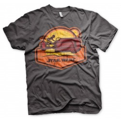 STAR WARS 7 - T-Shirt Speeder Grey (L) 145157  T-Shirts