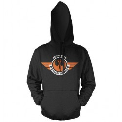 STAR WARS 7 - Sweatshirt Join The Resistance Hoodies Black (L) 145152  Hoodies