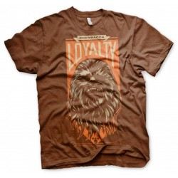 STAR WARS 7 - T-Shirt Chewbacca Loyalty - Brown (M) 145136  T-Shirts Star Wars