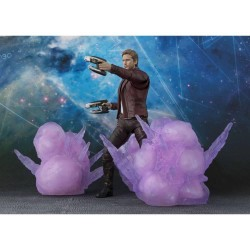 GUARDIANS OF THE GALAXY - Star-Lord Explosive Figuarts (Bandai) 169458  Guardians of the Galaxy