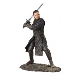 GAME OF THRONES - Figurine Jon Snow Battle of the Bastards 169454  Game Of Thrones