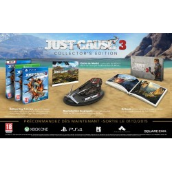 Just Cause 3 COLLECTOR EDITION 144950  Playstation 4