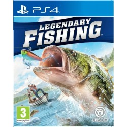Legendary Fishing - Playstation 4  169417  Playstation 4