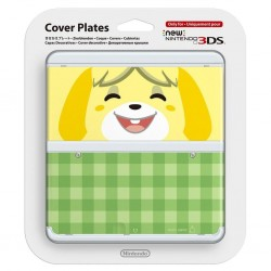 NEW 3DS COVERPLATE - Animal Cossing Isabelle 144628  2DS-3DS Accessoires
