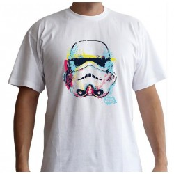STAR WARS - T-Shirt Trooper Graphique Homme (S) 144522  T-Shirts