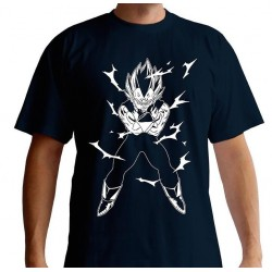 DRAGON BALL - T-Shirt DBZ/Vegeta Men (XS) 144396  T-Shirts Mannen