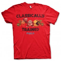 PIXELS - T-Shirt Classically Trained - MEN (L) 144230  T-Shirts Mannen