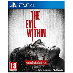 The Evil Within GOTY 144107  Playstation 4