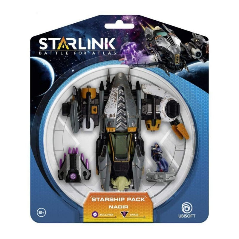 Starlink Starship Pack Nadir 169352  Figurines