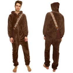 STAR WARS - JUMPSUIT - Chewbacca - Adulte