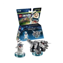 LEGO DIMENSIONS - Fun Pack - Ghostbusters Stay Puft 144005  Games Divers