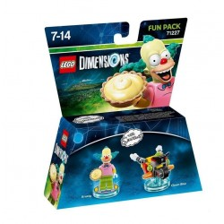 LEGO DIMENSIONS - Fun Pack - Simpsons Krusty 143999  Games Divers