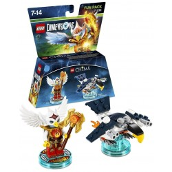 LEGO DIMENSIONS - Fun Pack - Chima Eris 143996  Figurines