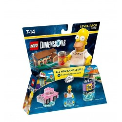LEGO DIMENSIONS - Level Pack - Simpsons 143978  Games Divers