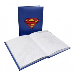 SUPERMAN - Note Book - Logo Superman 143827  Notitie Boeken