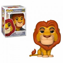 LION KING - Bobble Head POP N° 495 - Mufasa