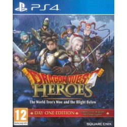Dragon Quest Heroes DAY-ONE EDITION 143798  Playstation 4