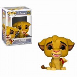 LION KING - Bobble Head POP N° 496 - Simba