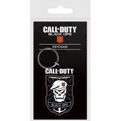 CALL OF DUTY BLACK OPS 4 - Rubber Keychain - Patch