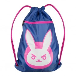 OVERWATCH - D.VA Bunny Cinch Bag 169279  Zakken & Tassen