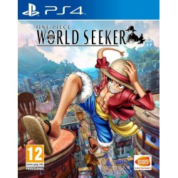One Piece World Seeker - Playstation 4  171466  Playstation 4
