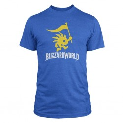 BLIZZARD WORLD - T-Shirt Logo (XXL) 169247  T-Shirts