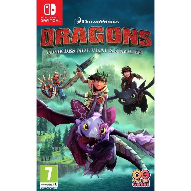 Dragons : Dawn of New Riders 171462  Nintendo Switch