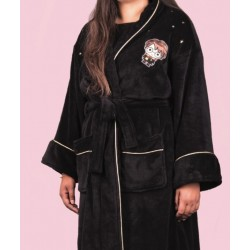 HARRY POTTER - Bathrobe - Harry Kawaii - Ladies - One Size