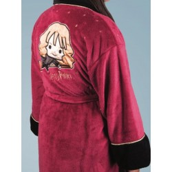 HARRY POTTER - Bathrobe - Hermione Kawaii - Ladies - One Size