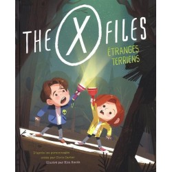 X-FILES - Etranges Terriens (Jeunesse 3+) 169206  Boeken