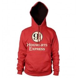 HARRY POTTER - Hogwarts Express Platform 9 3/4 Hoodies (M) 171441  Hoodies
