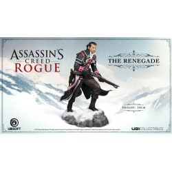 ASSASSIN'S CREED ROGUE - The Renegade Statue 'Officiel Ubisoft' - 24cm