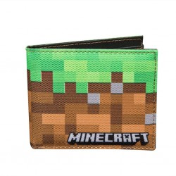 MINECRAFT - Dirt Block Wallet 169081  Portefeuilles