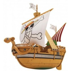 ONE PIECE - Model Kit - Ship - Going Merry Memorial Color Vers - 15 CM 169022  One Piece