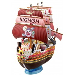 ONE PIECE - Model Kit - Ship - Queen Mama Chanter - 15 CM 169021  Figurines