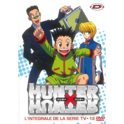 HUNTER X HUNTER - Integrale de la serie TV (12 DVD) 143387  Manga Films