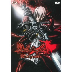 DEVIL MAY CRY - Integral Slim (4 DVD) 143386  Manga Films