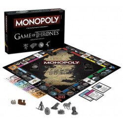 MONOPOLY - Game of Thrones (FR) 143382  Gadgets