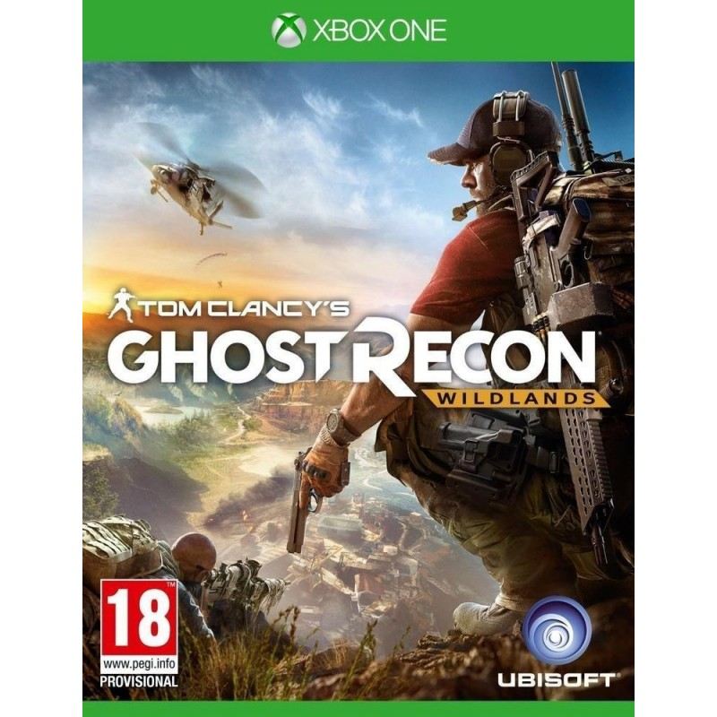 Ghost Recon Wildlands 143371  Xbox One
