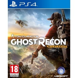 Ghost Recon Wildlands 143370  Playstation 4